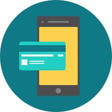 Через мобильное приложение Homebank
